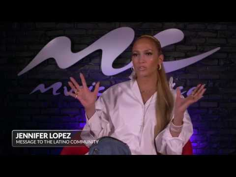 J.Lo's Message to the Latino Community