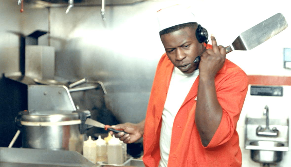 "BLAC YOUNGSTA TAKES OVER A FAST FOOD JOINT IN ""DRIVE THRU"" [VIDEO]"