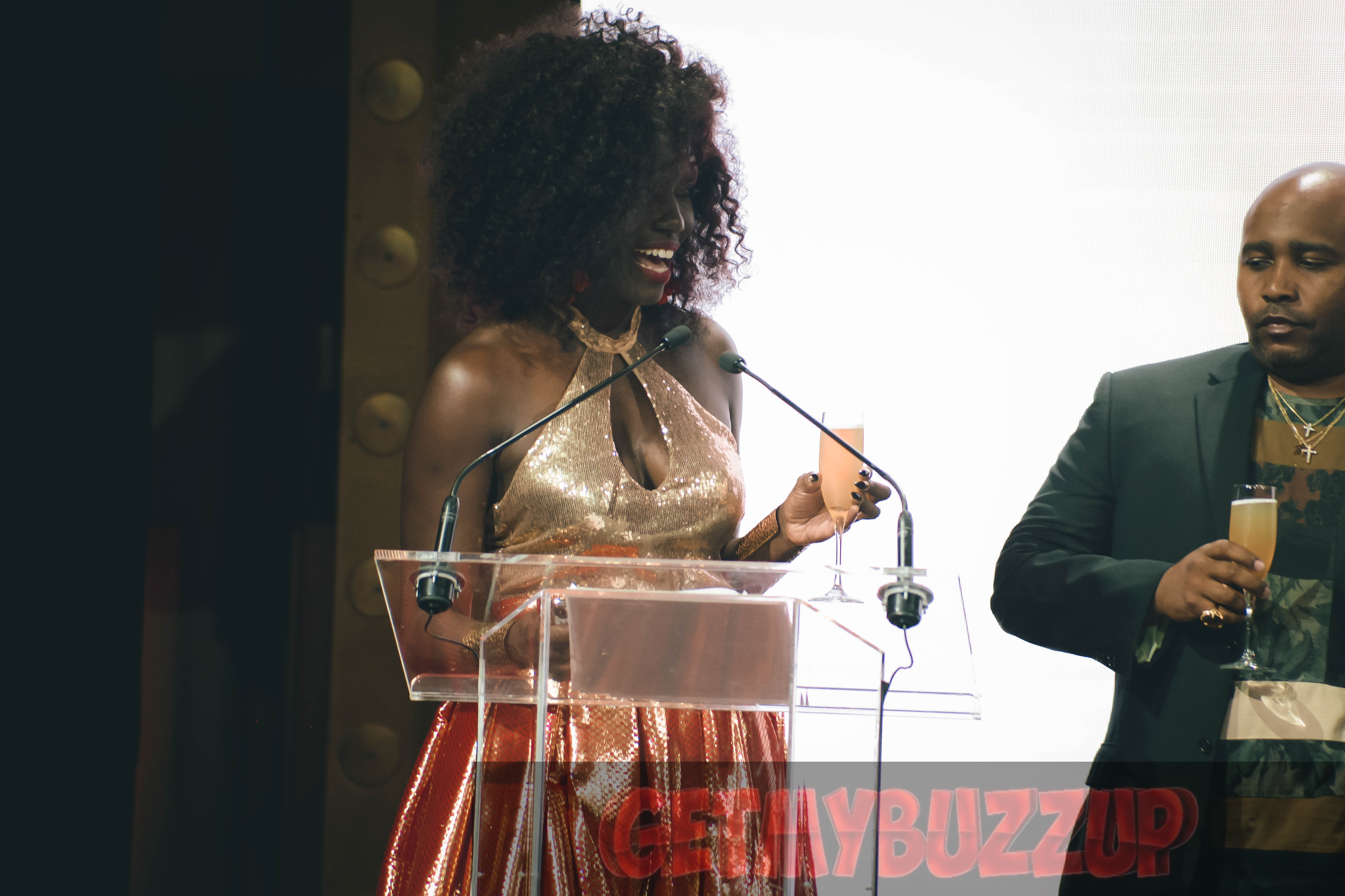 Harlem's Fashion Row Toasts to Designers of Color with Courvoisier [Photos]