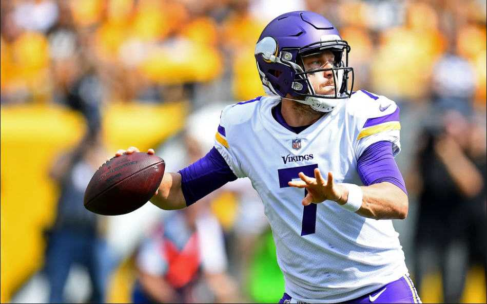NFL Star Case Keenum Recounts the Role the Fellowship of Christian Athletes Played in His Life