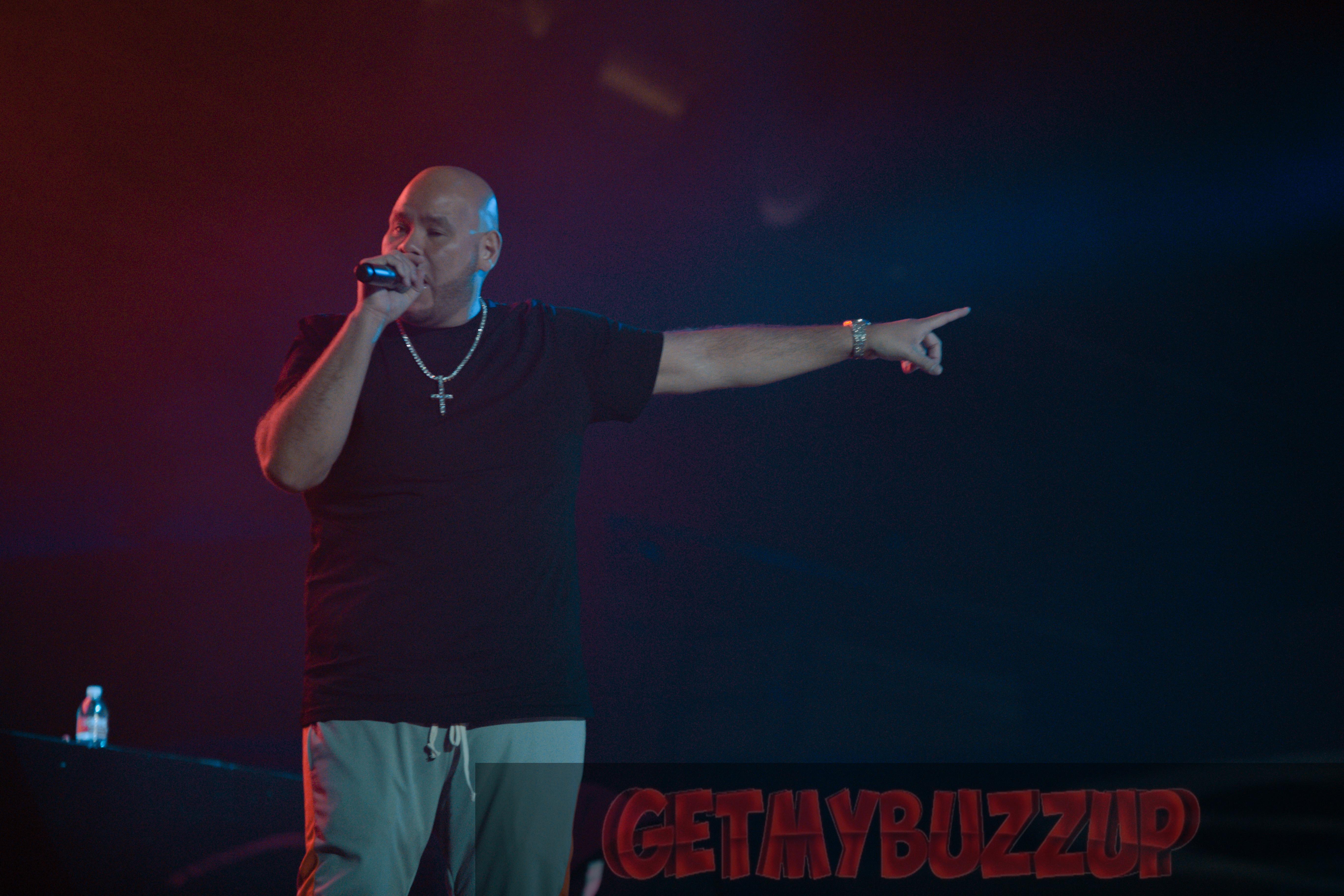 Celeb Sightings: Fat Joe performed at LEX Nightclub [Photos]