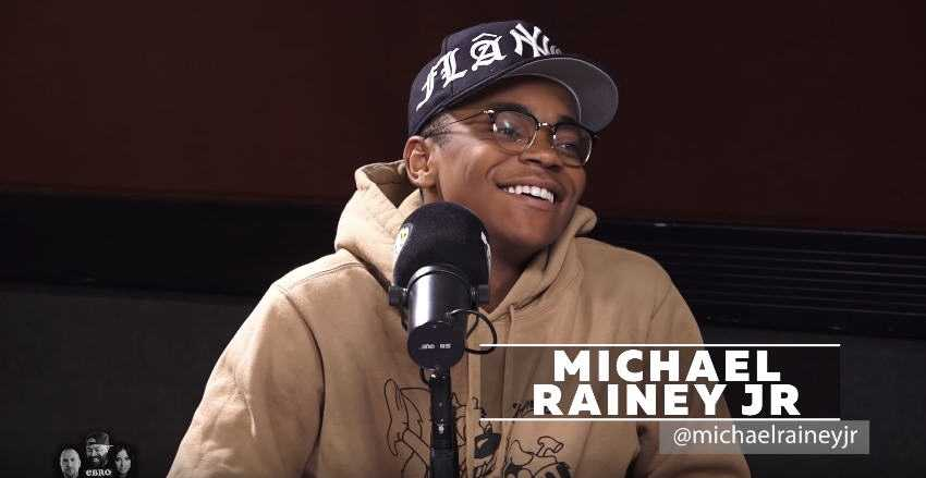 Power's Michael Rainey Jr. BKA Tariq Talks Working with  50 Cent & More #power [Interview]