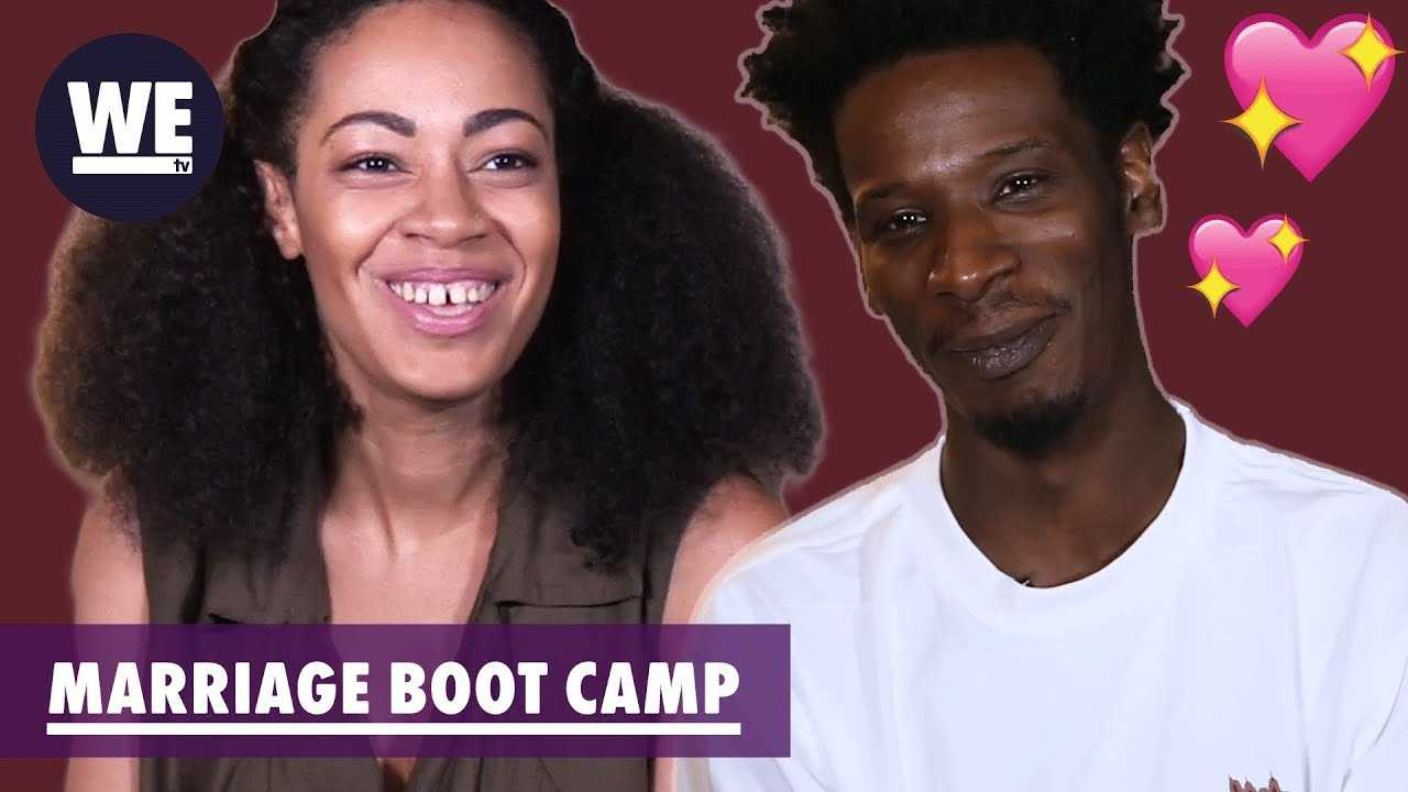 Quani & Puma's First Date | Marriage Boot Camp: Reality Stars | WE tv