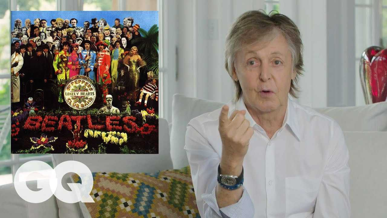 Paul McCartney Breaks Down His Most Iconic Songs in a new GQ video [Interview]