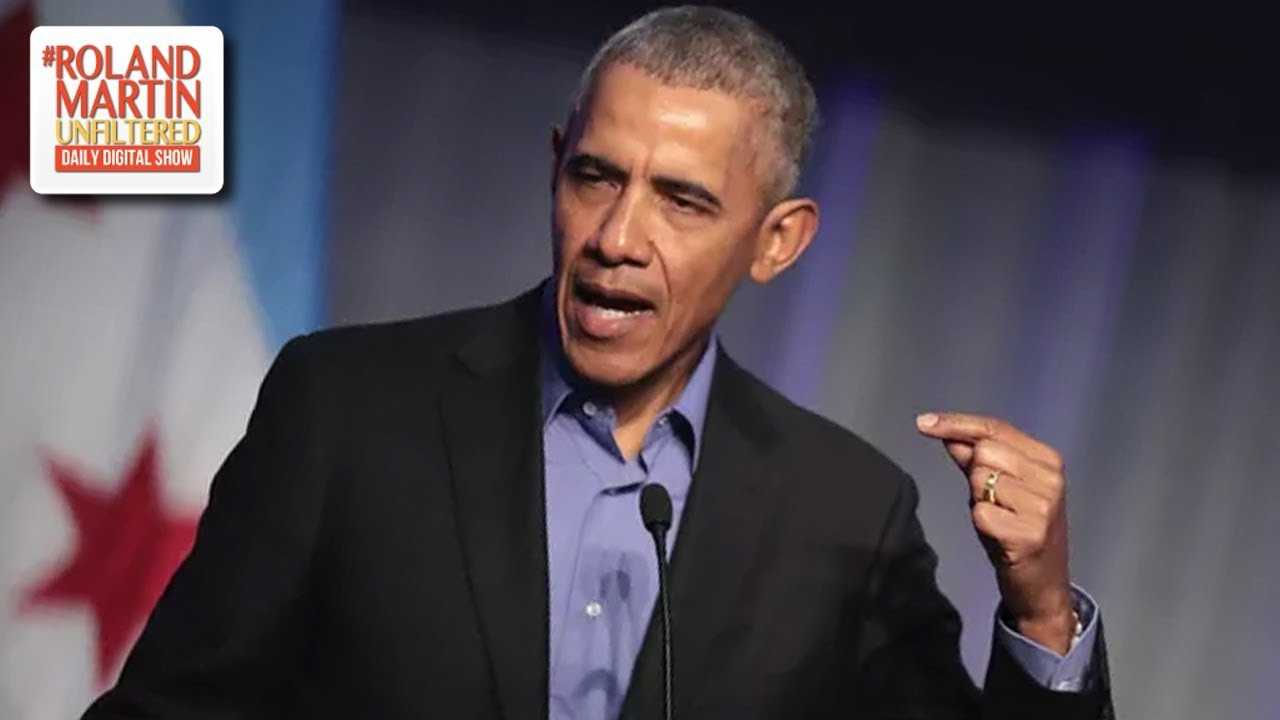 Obama Goes In On Trump, Rips GOP Over Policies & Asks 'What Happened To The Republican Party?'