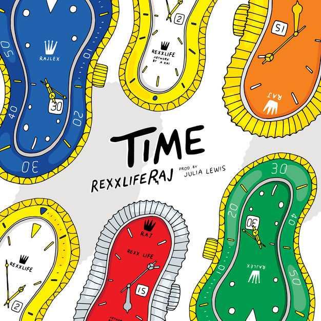 Rexx Life Raj | Time [Audio]
