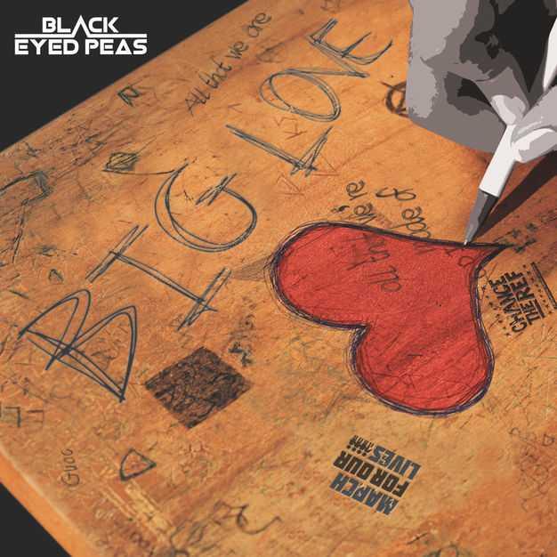 New Single: The Black Eyed Peas | Big Love [Audio]