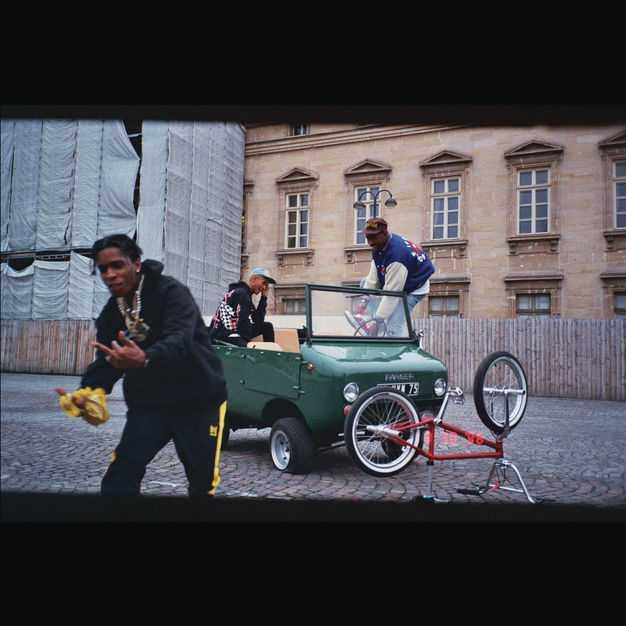 New Single: Tyler, The Creator & A$AP Rocky | Potato Salad [Audio]