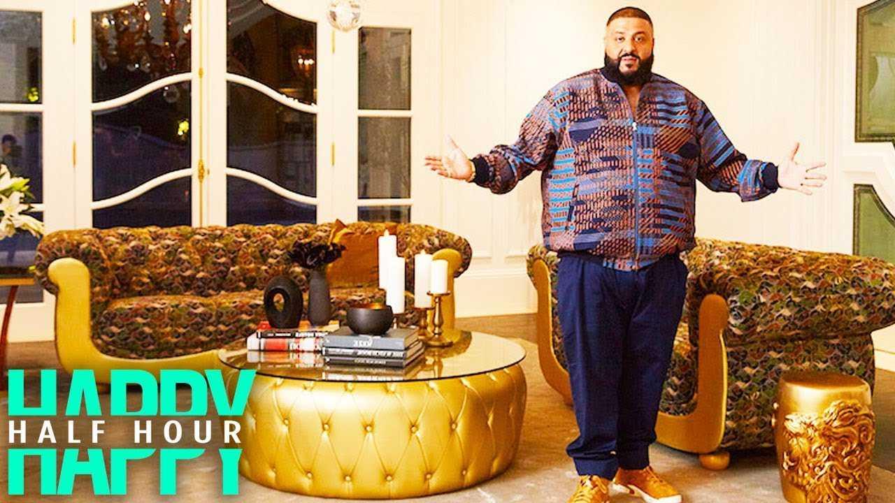DJ Khaled Launches  'BEST'  Gold Furniture Line