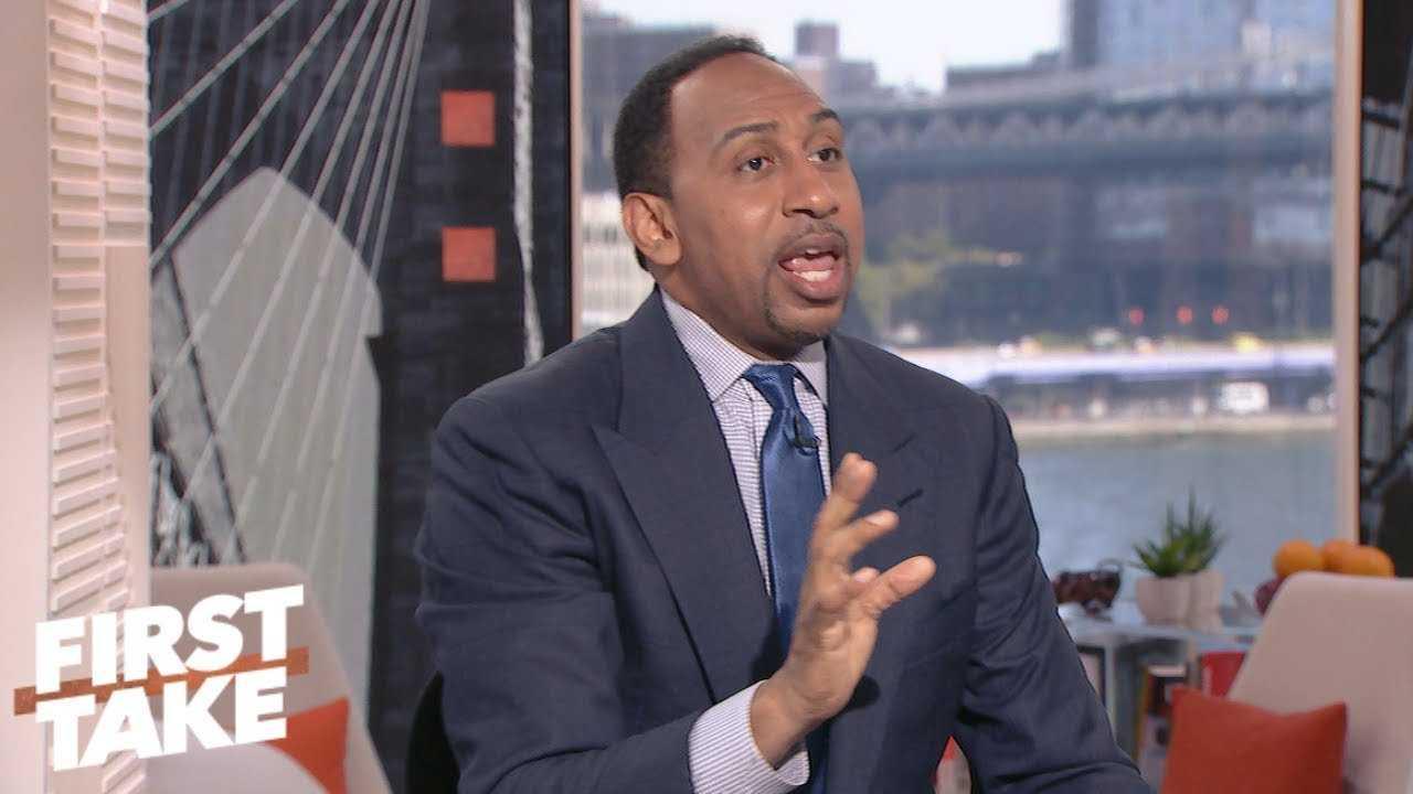 Stephen A., Max debate how Colin Kaepernick's ad impacts Nike | First Take | ESPN