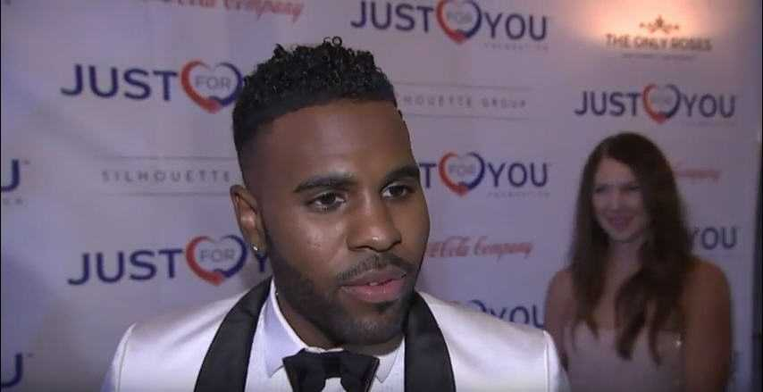 Jason Derulo on forming a charity for Haiti [Interview]