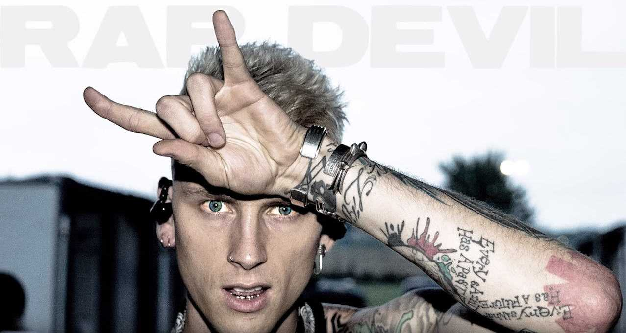 Machine Gun Kelly | Rap Devil (Eminem Diss) [Audio]