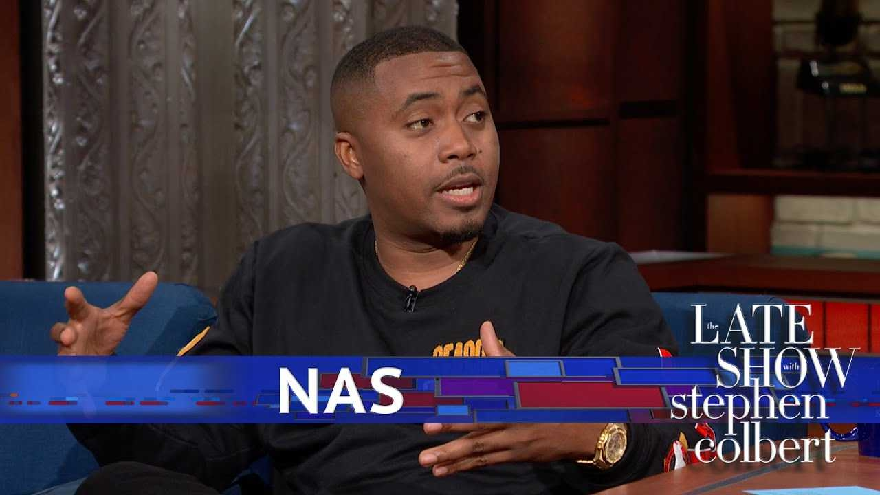 Nas Never Thought He'd Record An Album In Wyoming