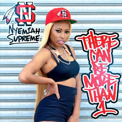 """Nyemiah Supreme Releases A New Project """"Nye"""" [Audio]"""