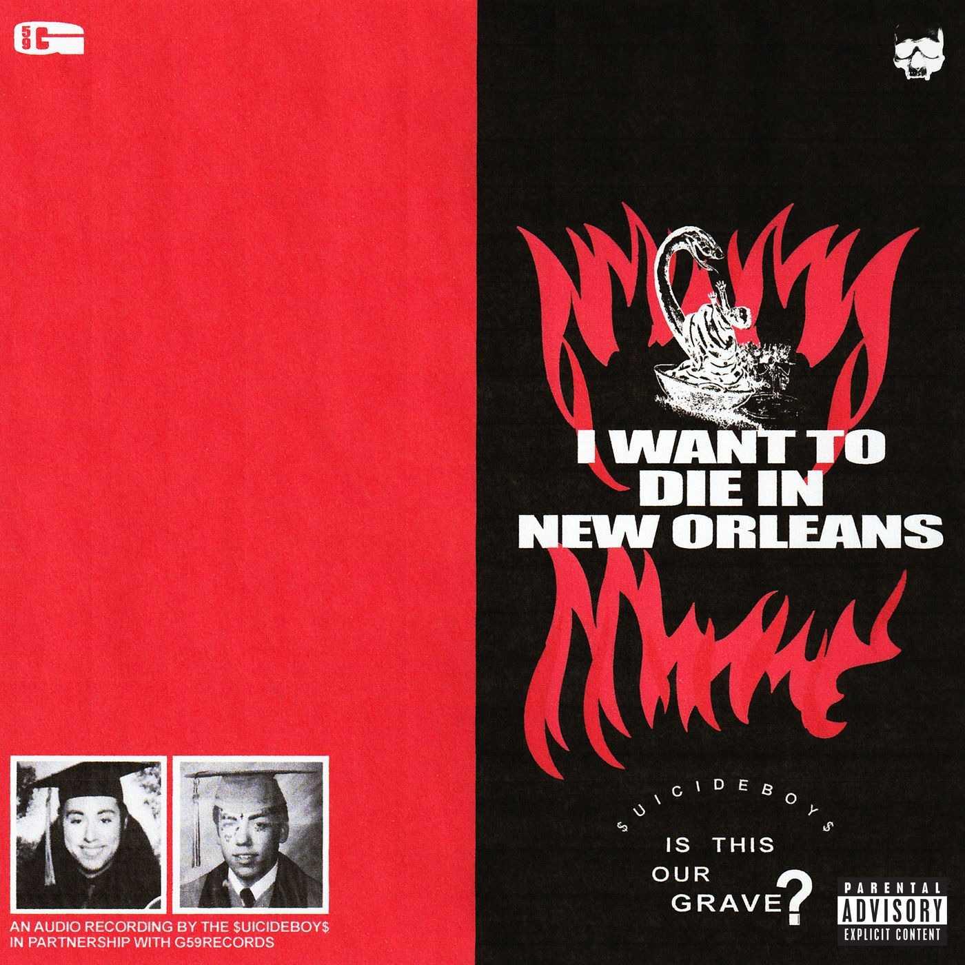 $uicideBoy$ | I Want To Die In New Orleans [Audio]