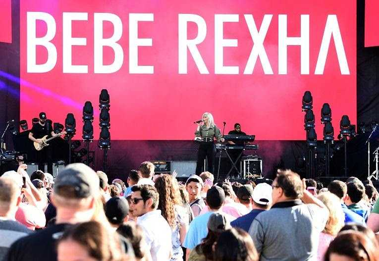 Bebe Rexha To Premiere On AT&T AUDIENCE Network