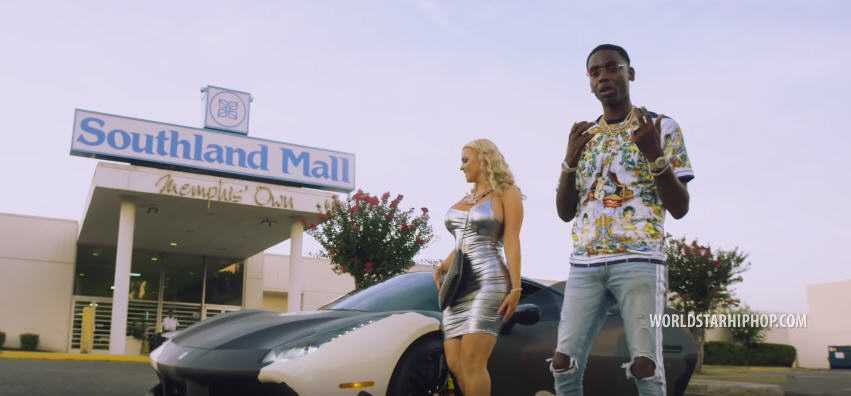 """Young Dolph """"By Mistake"""" [Music Video]"""