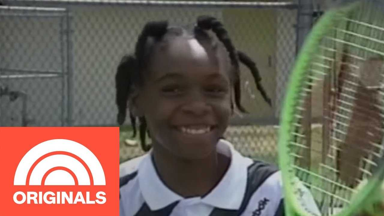 Young Venus Williams Shares How She First Fell In Love With Tennis On Today In 1991 | TODAY