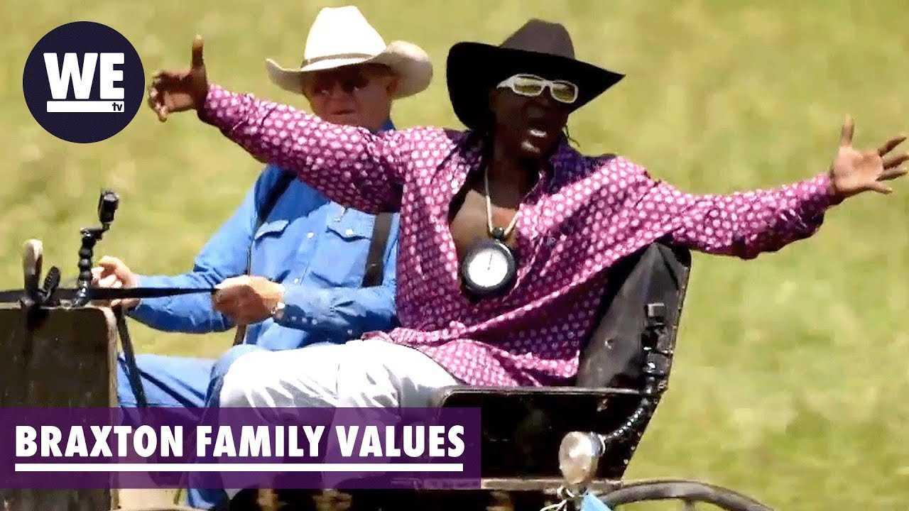 'Flavor Flav!!!' Sneak Peek | Braxton Family Values | WE tv
