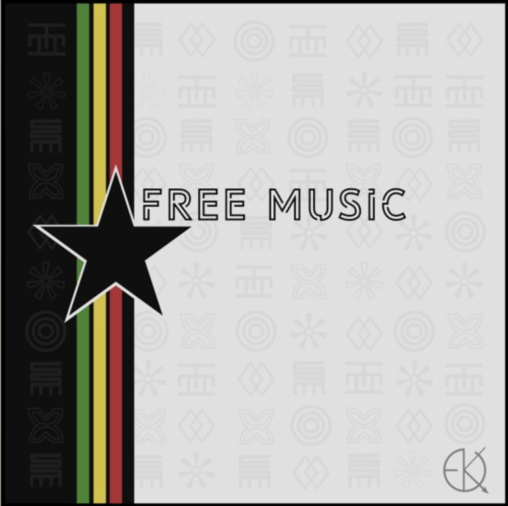 Ekke Drops Debut Album 'Free Music' Today! [Audio]