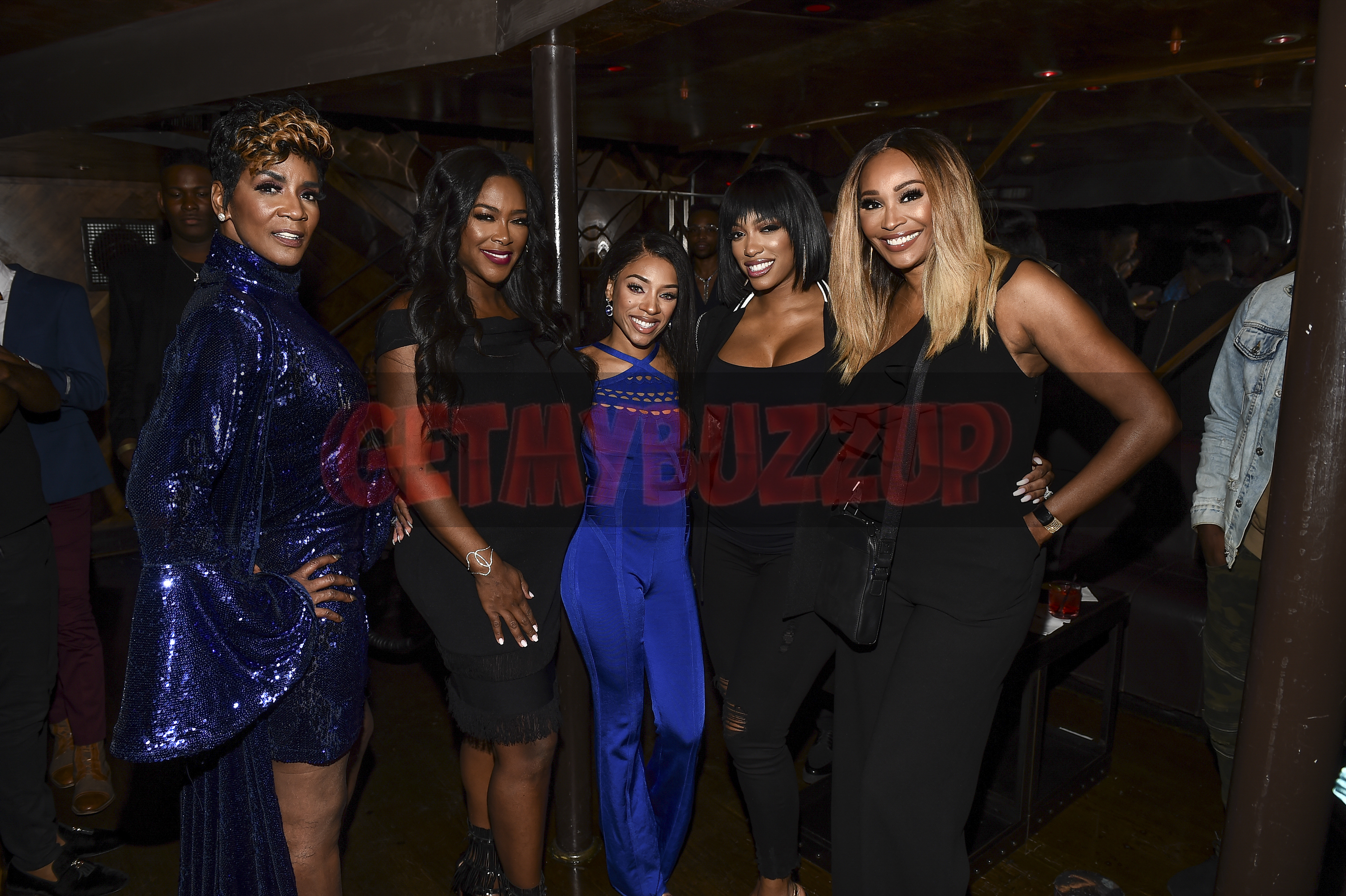 WEtv Hosts Party for return of Growing Up Hip Hop ATL #guhhatl [Photos]