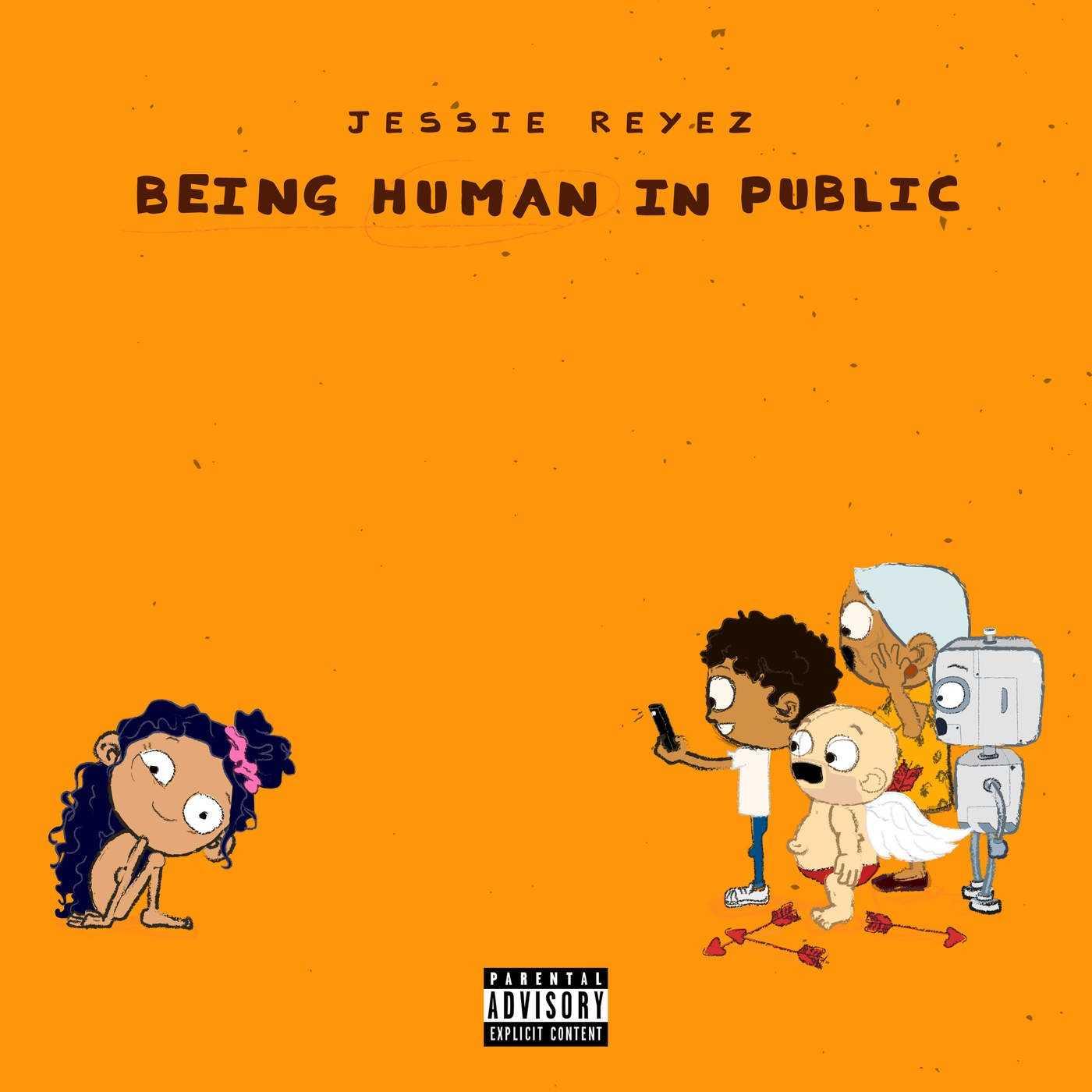 EP Stream: Jessie Reyez | Being Human in Public [Audio]