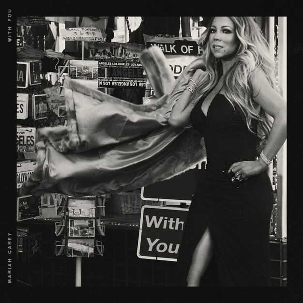 New Single: Mariah Carey | With You [Audio]