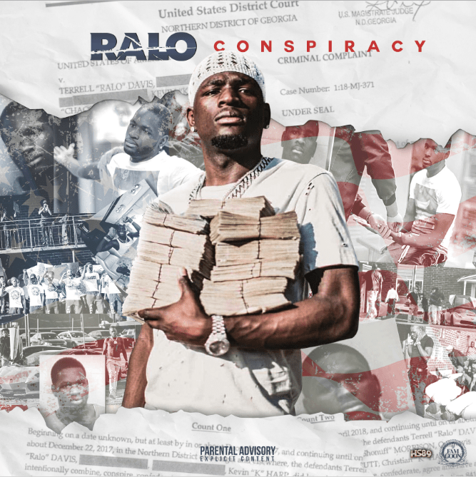 Album Stream: Ralo – Conspiracy [Audio]