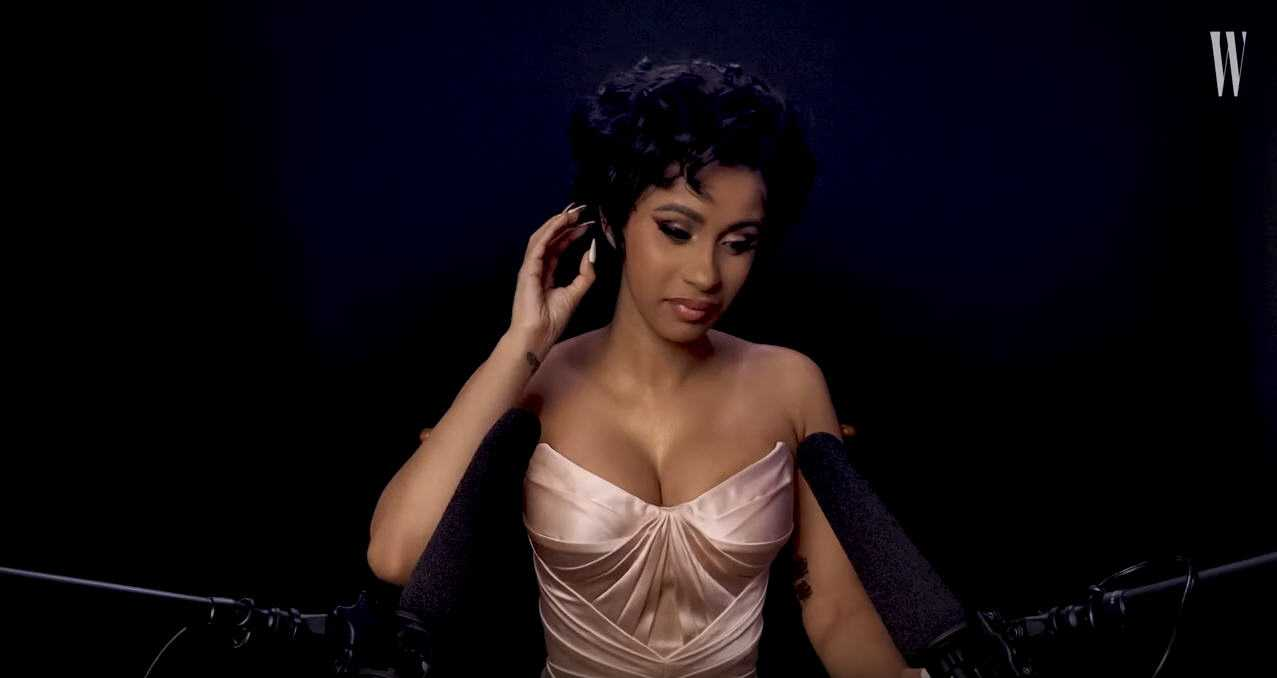 Cardi B Doing ASMR Is Everything You Could Ask For and More #ASMR #CardiB [Video]