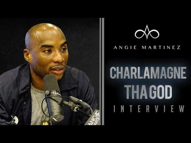 Charlamagne Tha God Talks New Book, Dealing w/ Anxiety + Kanye West