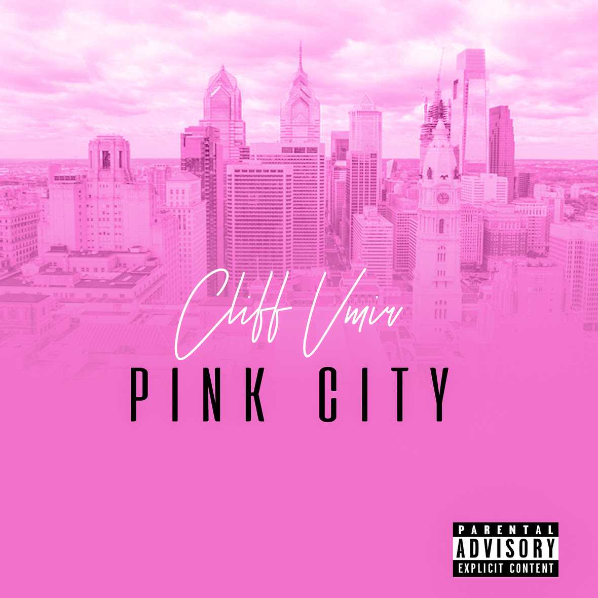 """CLIFF VMIR, Emerges from Behind the Stylist's Chair to Center Stage w/ Breakout Hip Hop/Pop Song """"Pink City"""""""