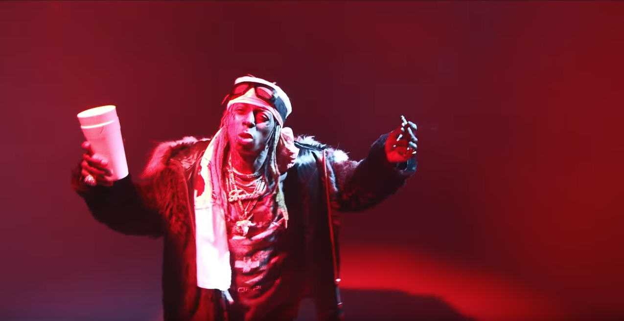 """LIL WAYNE RELEASES """"UPROAR"""" MUSIC VIDEO"""