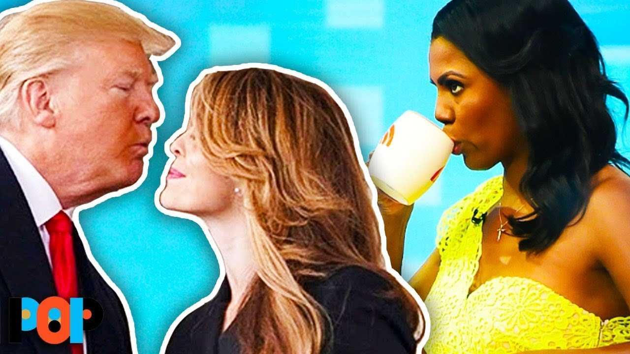 Omarosa Says Trump Only Hired Hope Hicks Because Of HER LOOKS