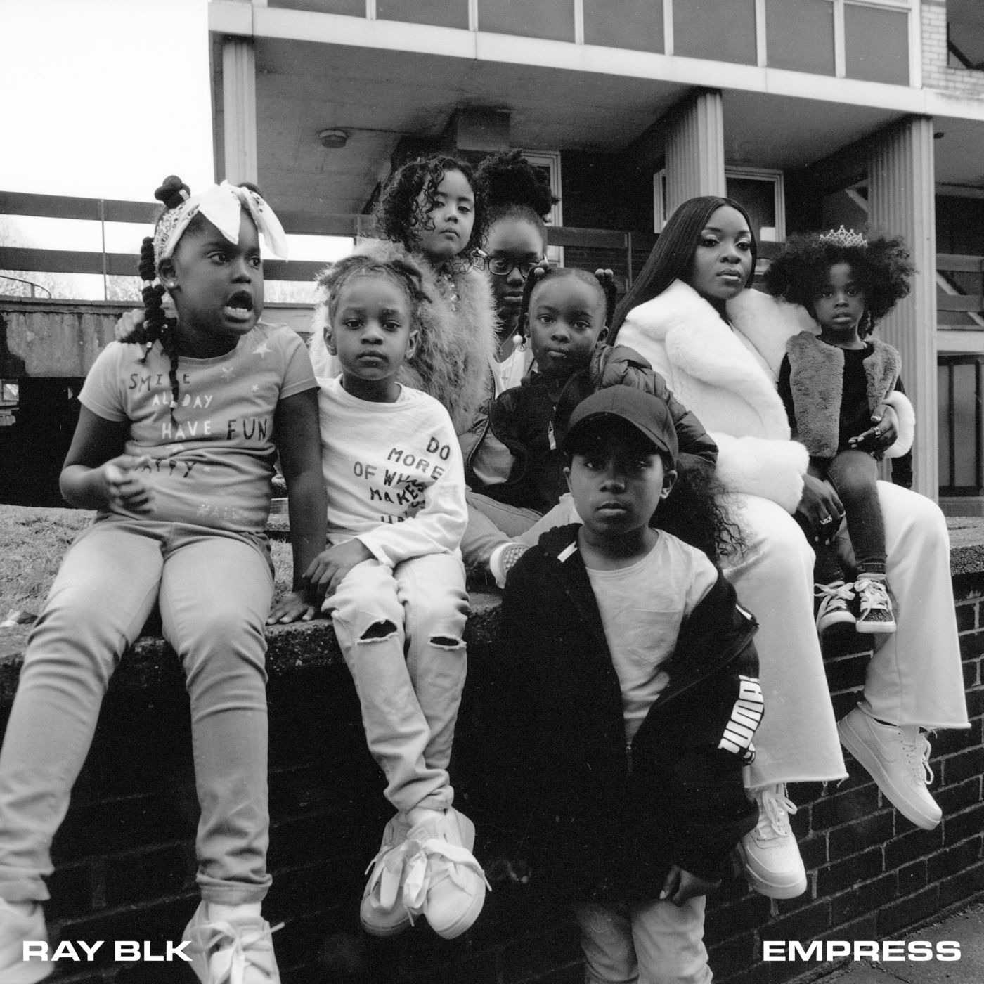 New Project: RAY BLK | Empress [Audio]