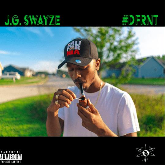 "Chicago's J.G. Swayze Releases ""#DFRNT"" [Audio]"