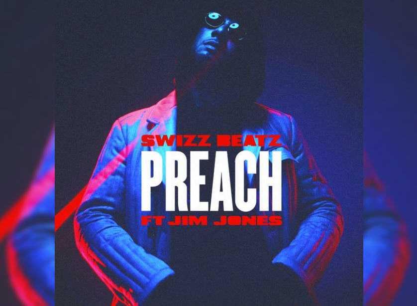 Swizz Beatz | Preach (feat. Jim Jones) [Audio]