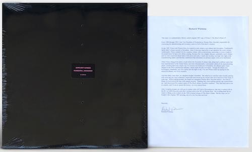 Rare Prince 'The Black Album' Pressing Resurfaces At USD $40,000 [Music News]