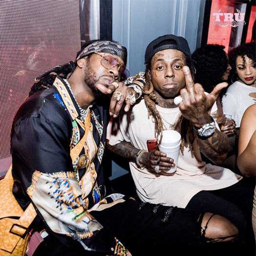2 Chainz | NEW ONE (FEAT. TY DOLLA SIGN & LIL WAYNE) [AUDIO]