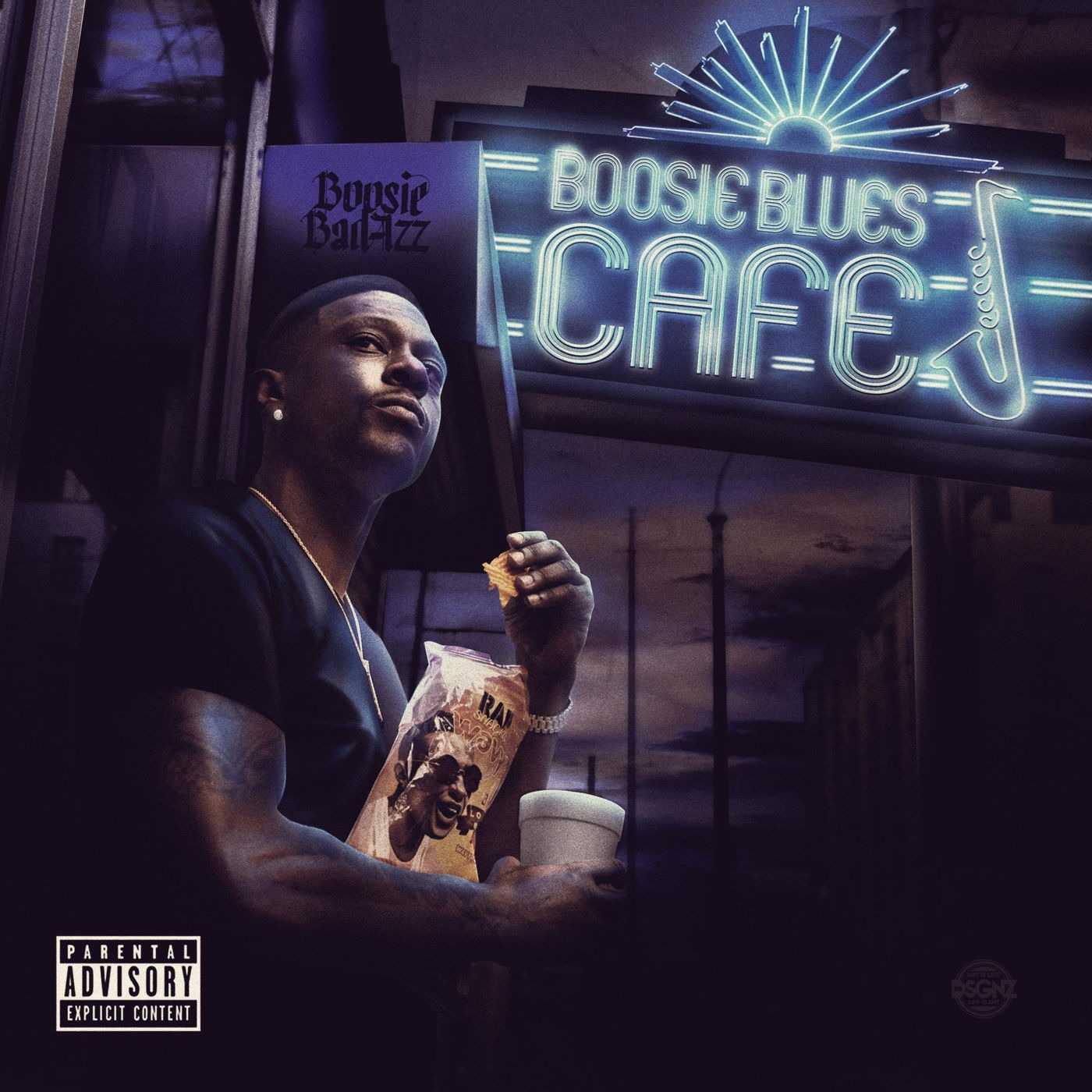 New Project: Boosie Badazz | Boosie Blues Cafe [Audio]