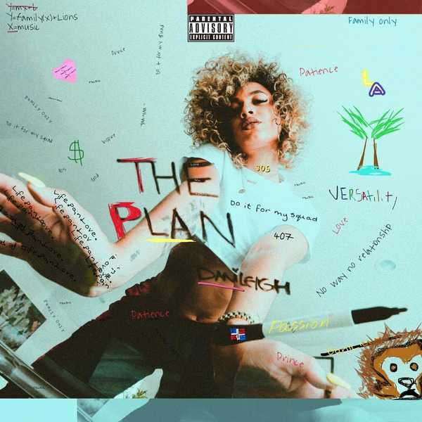 New Project: DaniLeigh | The Plan [Audio]