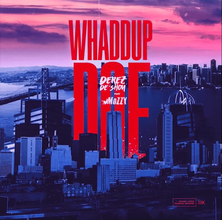 """Derez De'Shon Announces Upcoming 'Pain 2' Album With New Single """"Whaddup Doe"""" Ft. Mozzy [Audio]"""