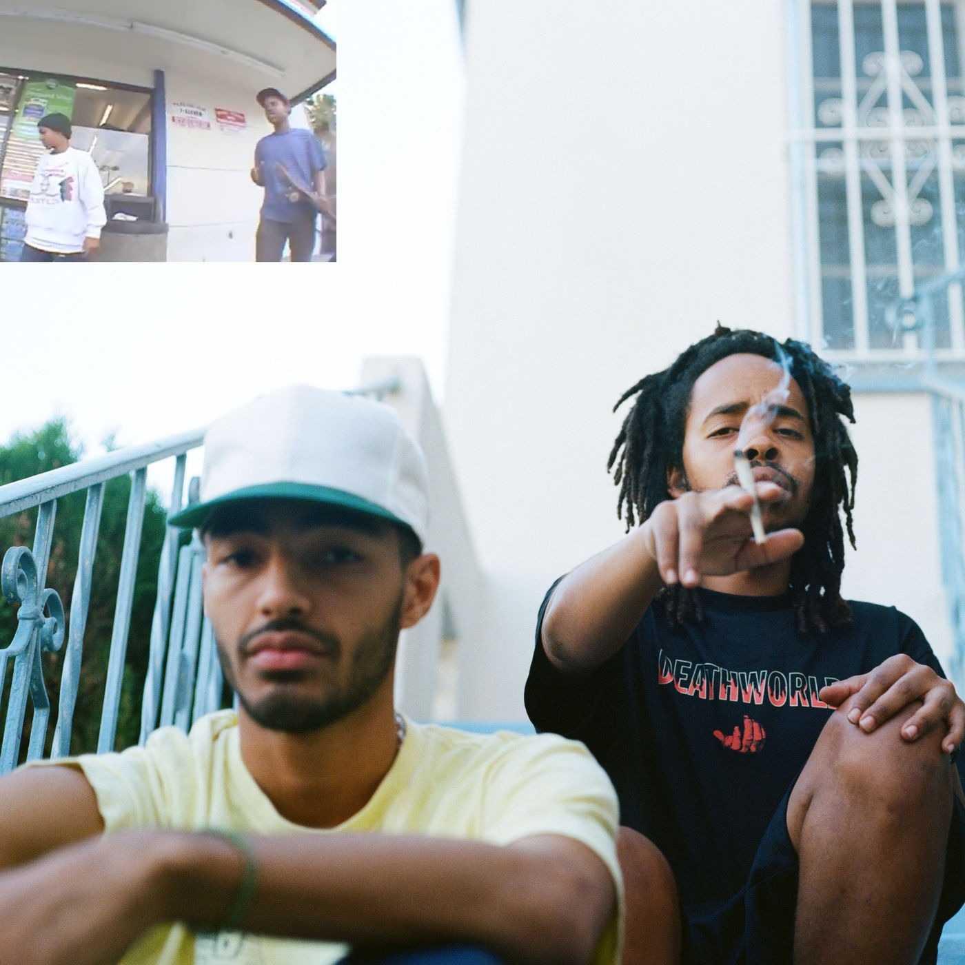 New Single: Earl Sweatshirt | The Mint (feat. Navy Blue) [Audio]