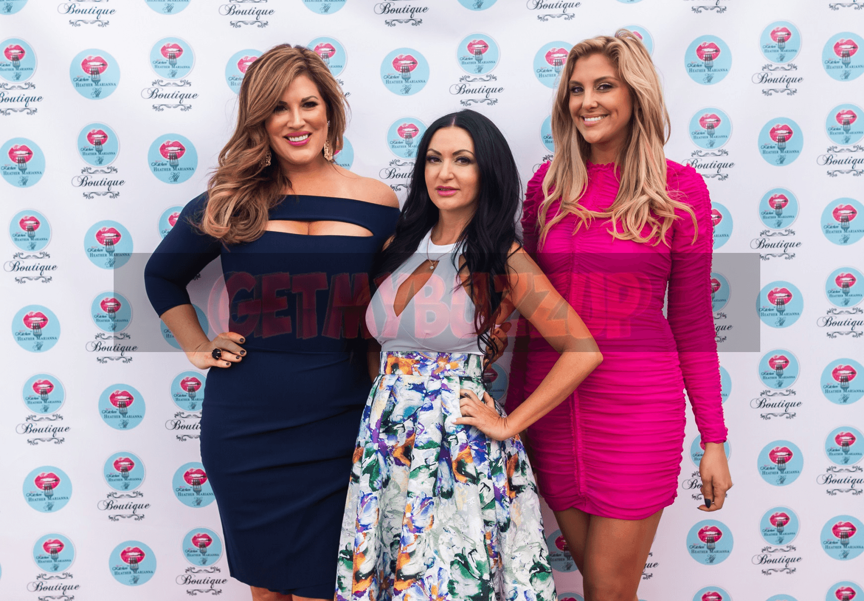 Celeb Stalking: The Real Housewives of Orange County Stars, Emily Simpson and Gina Kirschenheiter, Host Grand Opening of Beauty Kitchen Boutique #RHOC #RHOOC [Photos]