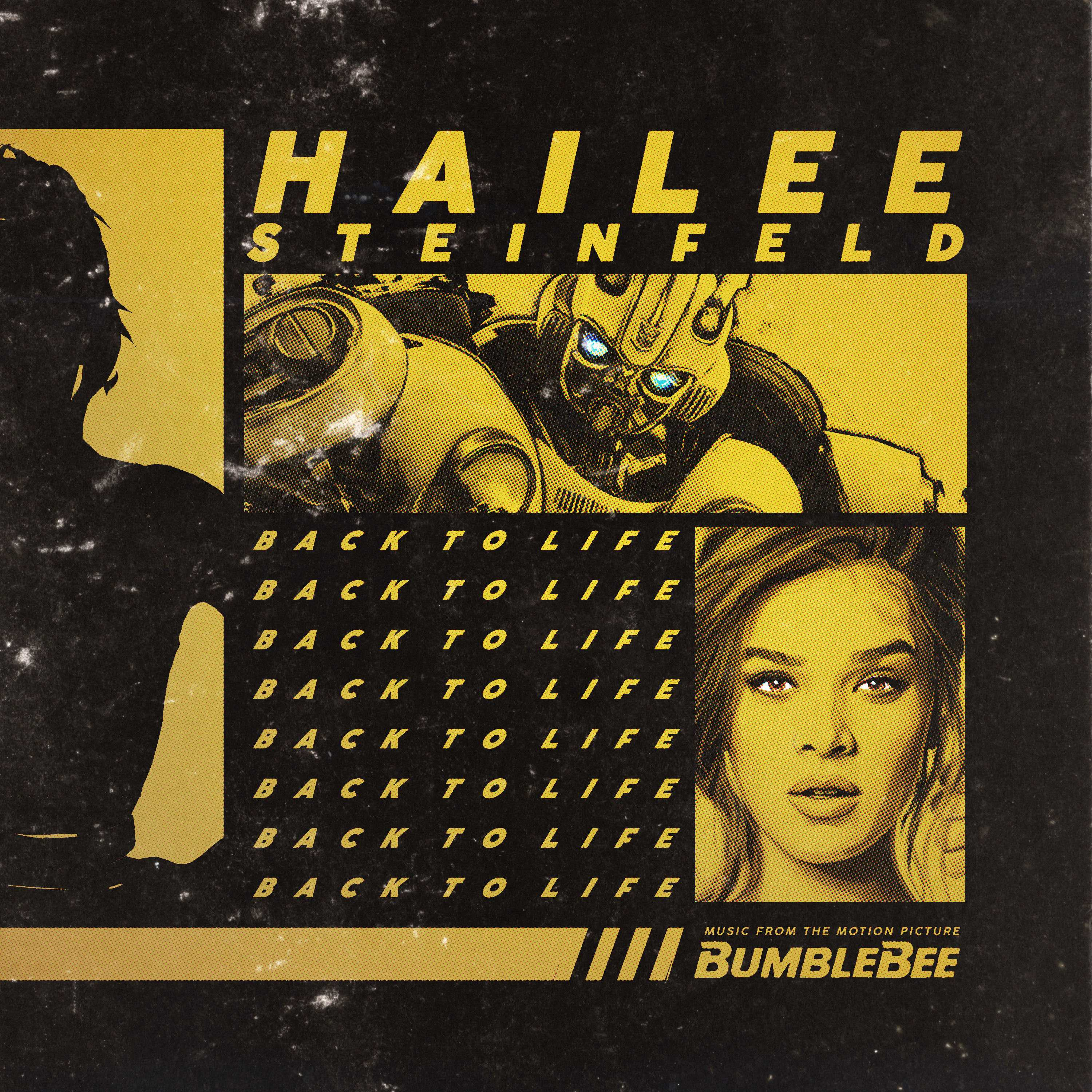 """HAILEE STEINFELD RELEASES """"BACK TO LIFE"""" FROM BUMBLEBEE [AUDIO]"""