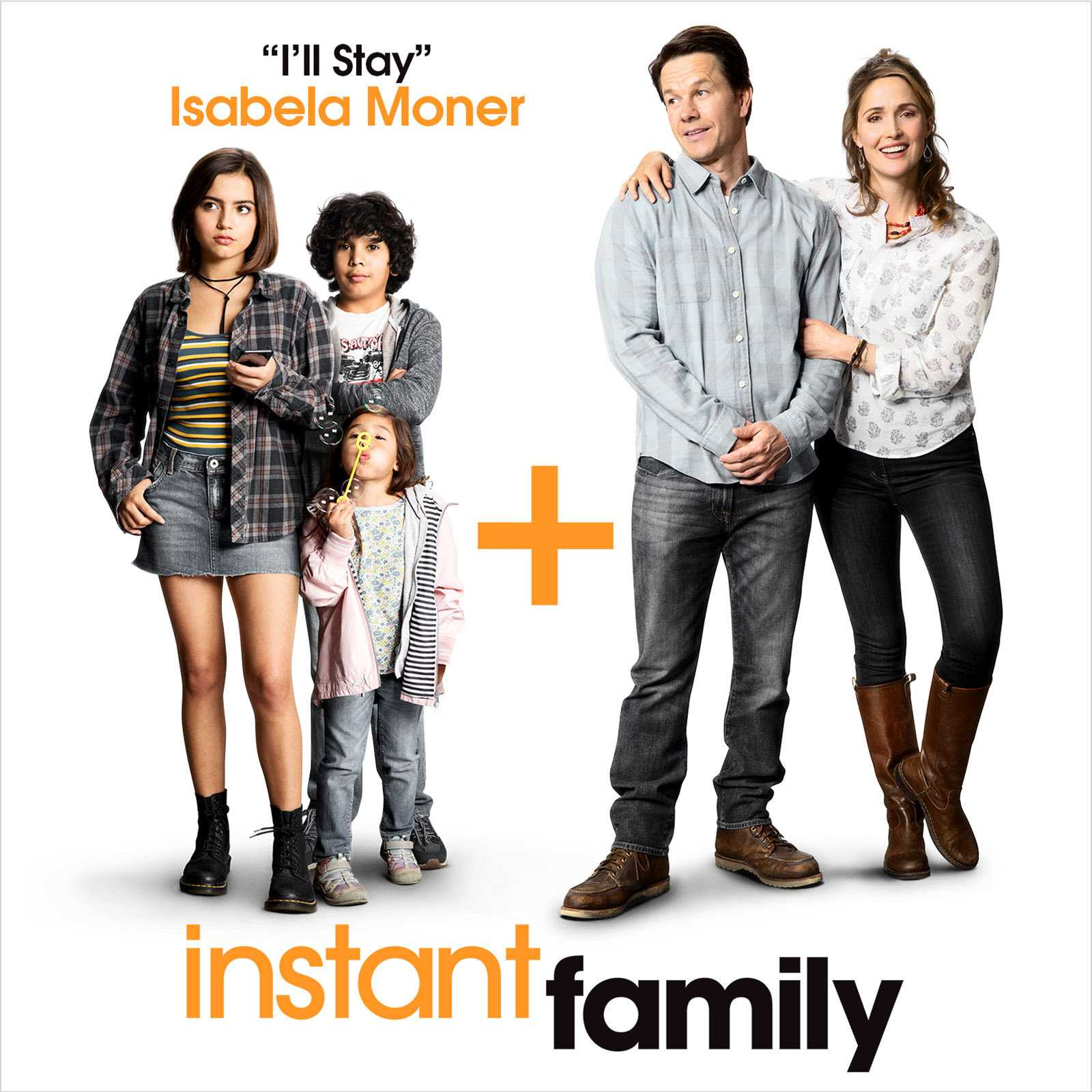 "ISABELA MONER RELEASES ""I'LL STAY"" FROM INSTANT FAMILY OPENING IN THEATERS [AUDIO]"