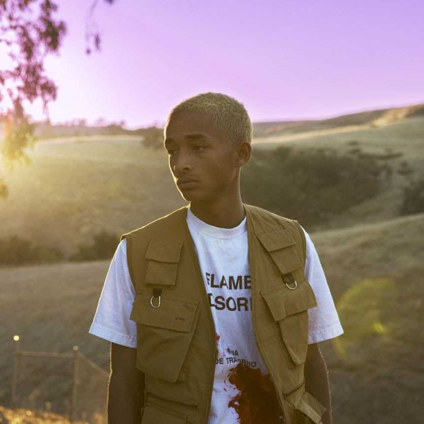 New Project: Jaden Smith   The Sunset Tapes: A Cool Tape Story [Audio]