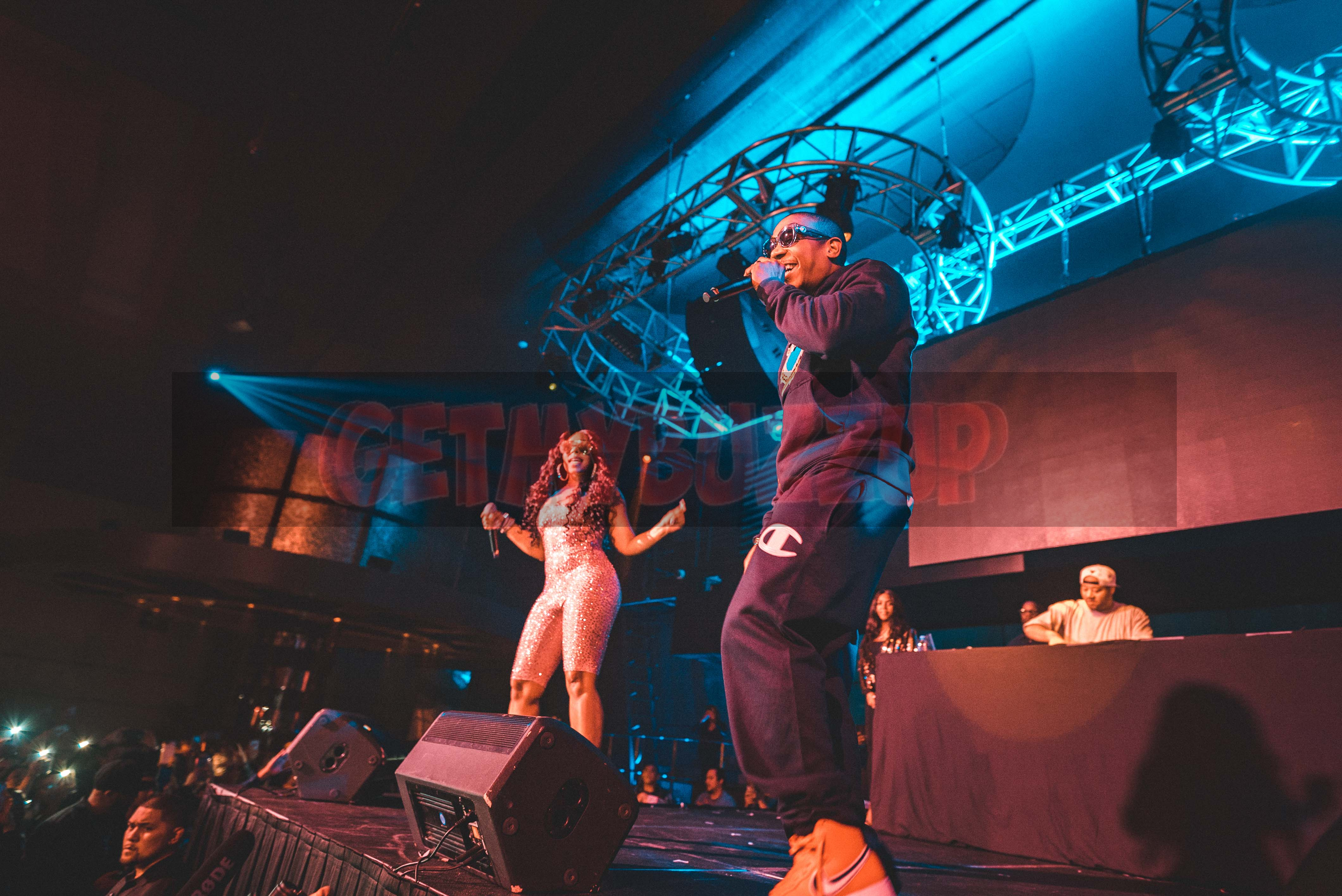 Event Recap: Ja Rule and Ashanti perform at LEX Nightclub [Photos]