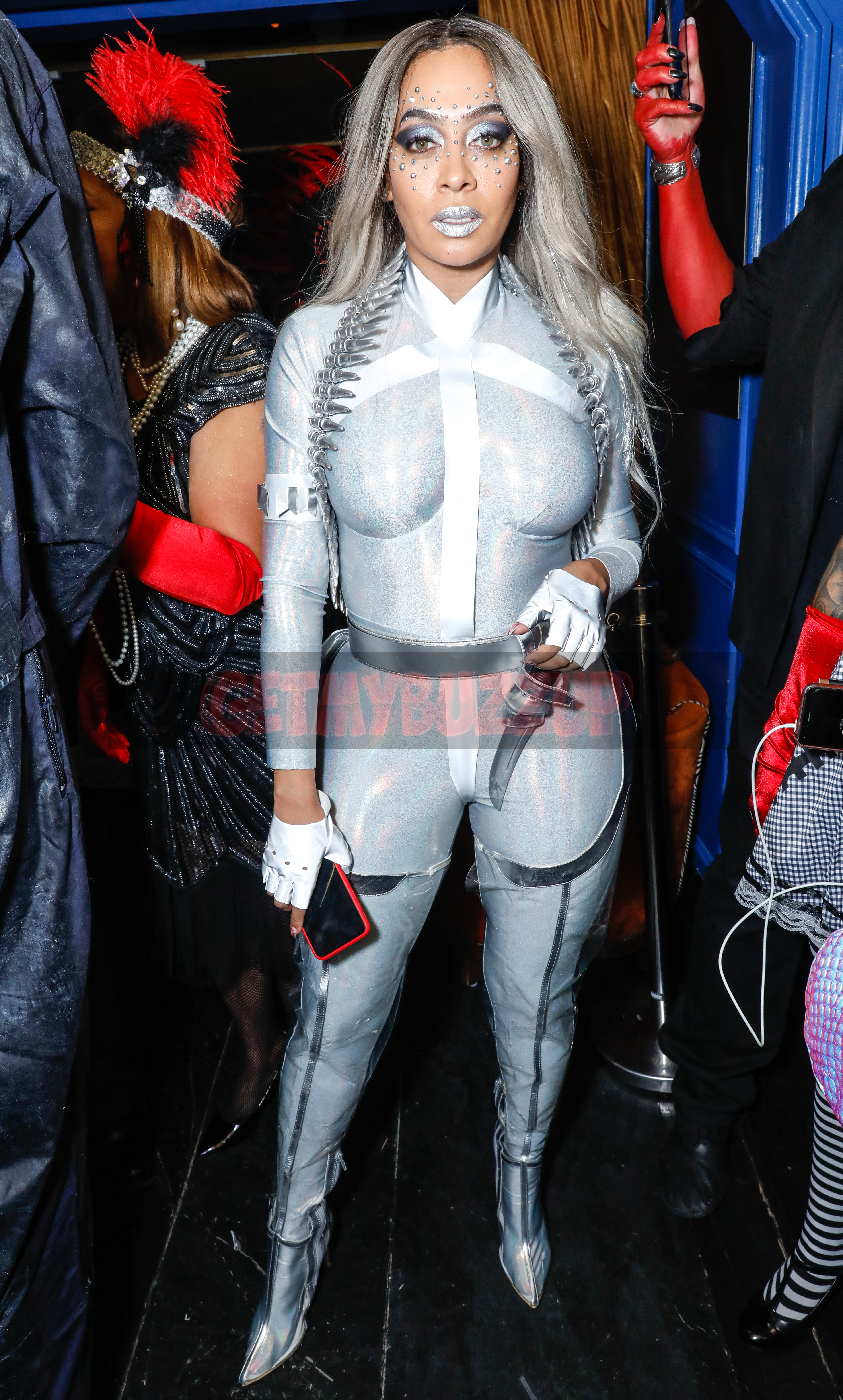 Event Recap: La La Anthony Hosts Annual Costume Couture Halloween Party [Photos]