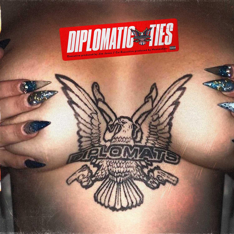 Album Stream: The Diplomats | Diplomatic Ties [Audio]