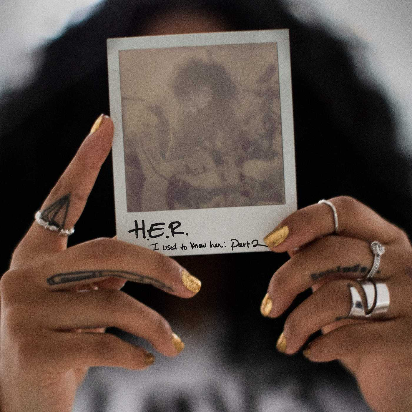 EP Stream: H.E.R. | I Used to Know Her: Part 2 [Audio]